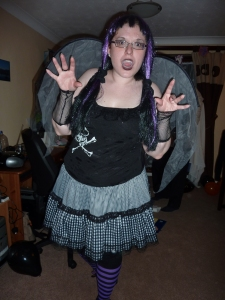 Punk Fairy Witchy Vampire