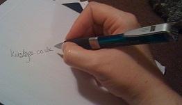 Me Writing