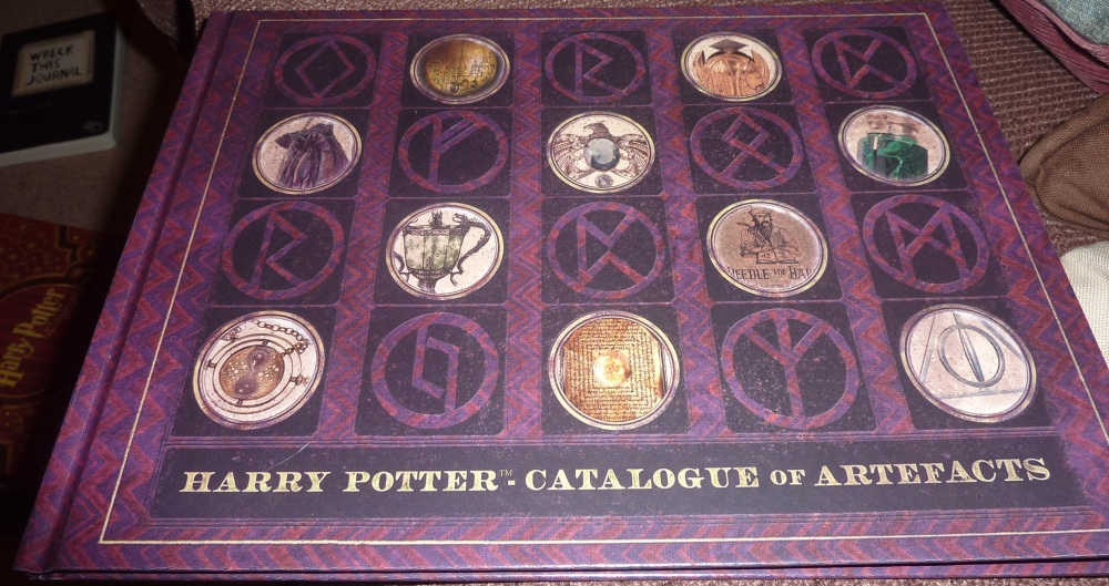 The Wizard's Collection 2 - Box Details - 2.3 Books (4/6)