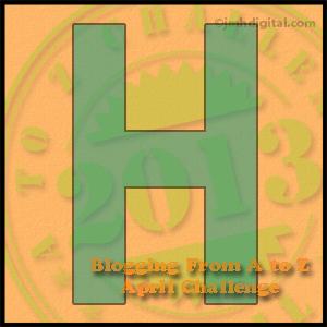 H is for... Heroine #AtoZChallenge (1/3)