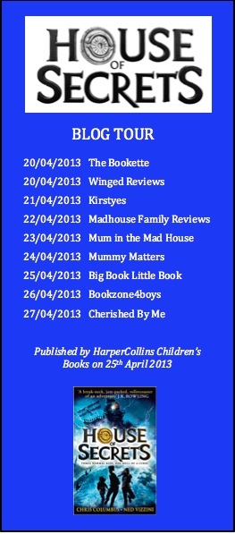 HoS Blog Tour