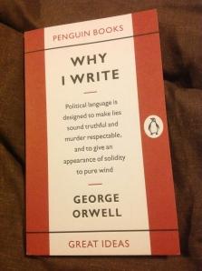 Orwell i george why write pdf