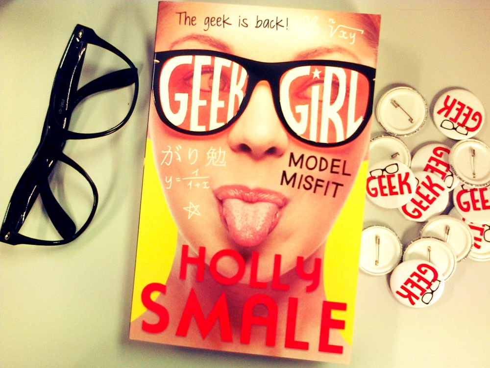 Geek Girl: Model Misfit - Book Review and Giveaway (2/2)