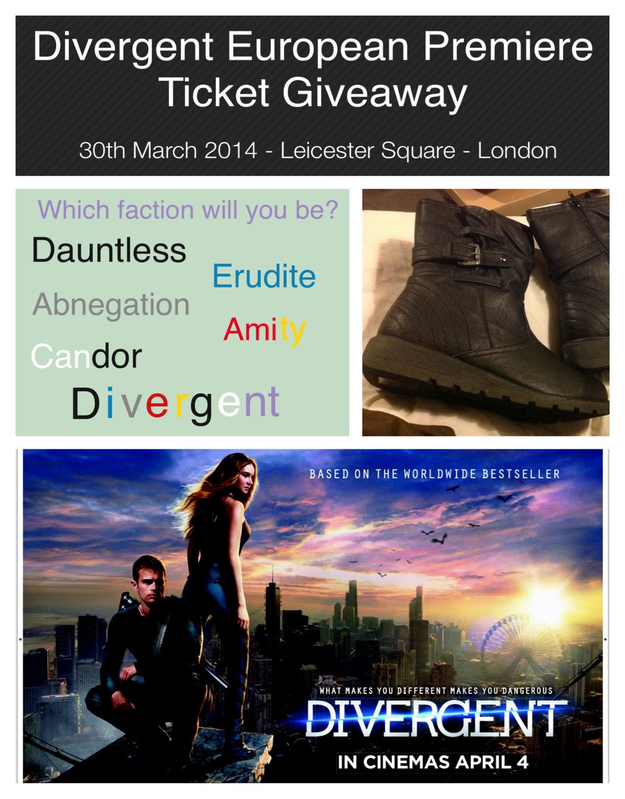 Dauntless giveaway