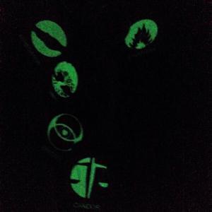 glowing keyrings