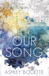 OUR SONG E BOOK COVER