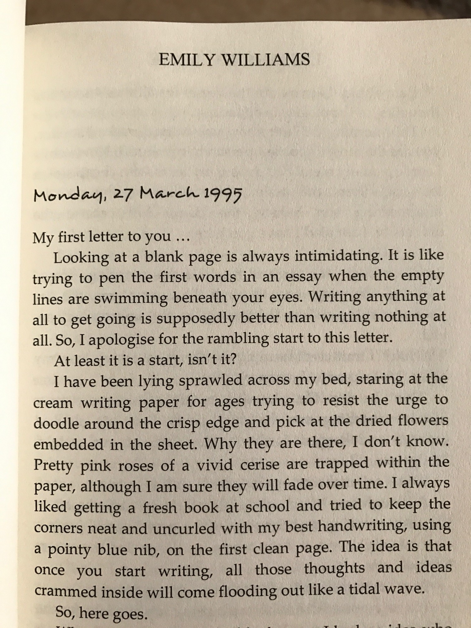 Love Letter Shorts Mishkah