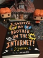 I Swapped My Brother on the Internet by Jo Simmons – Blog Tour Book Review