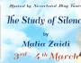 The Study of Silence by Malia Zaidi – Blog Tour Review