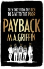 Payback by M.A.Griffen  – Blog Tour GuestPost