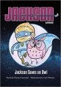 Jackson Saves an Owl by Darren Garwood & Carl Osborne – Blog Tour Book Review