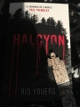 Halcyon by Rio Youers – Blog Tour Book Review