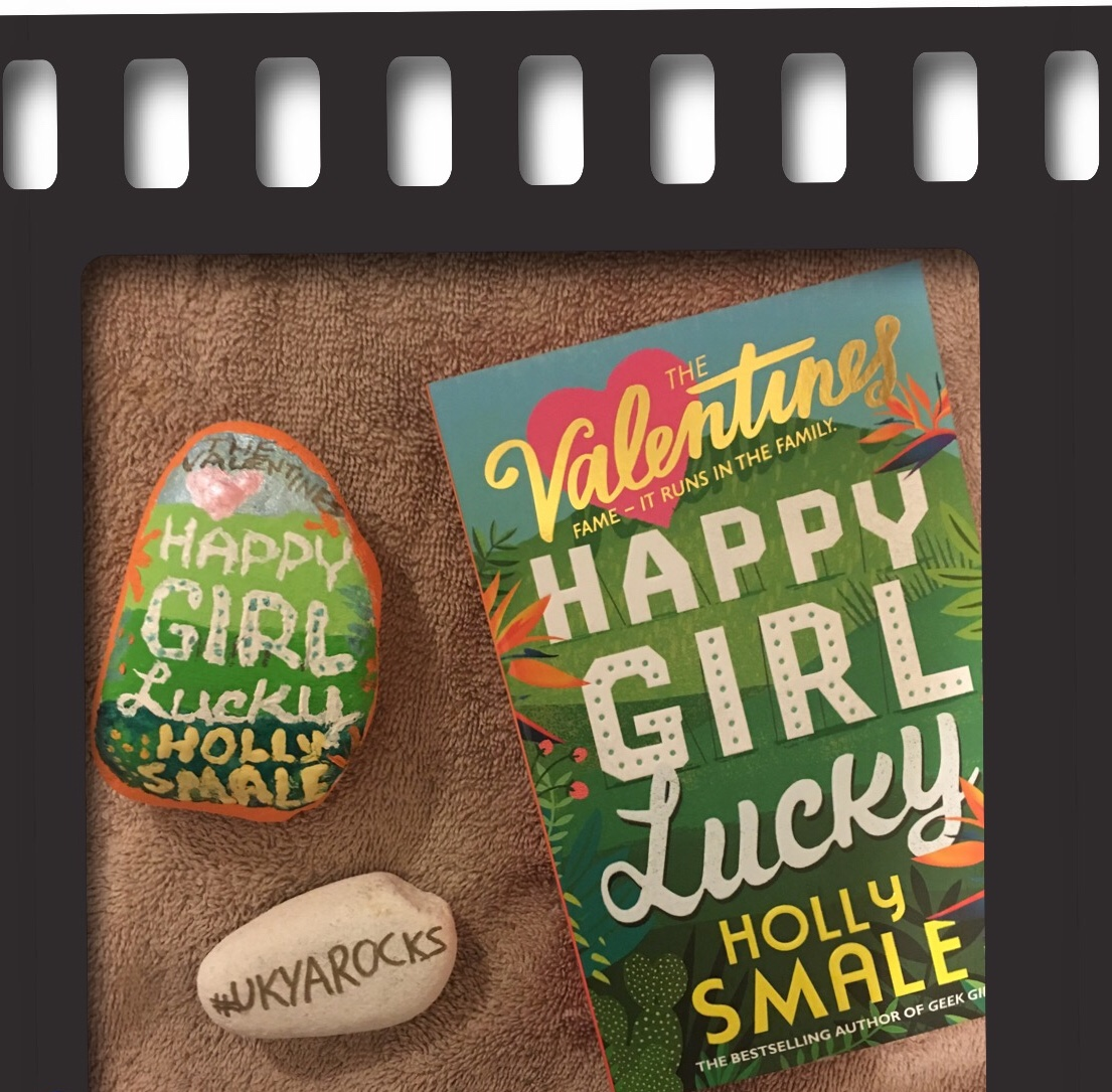 happy girl lucky the valentines 1 by holly smale � book