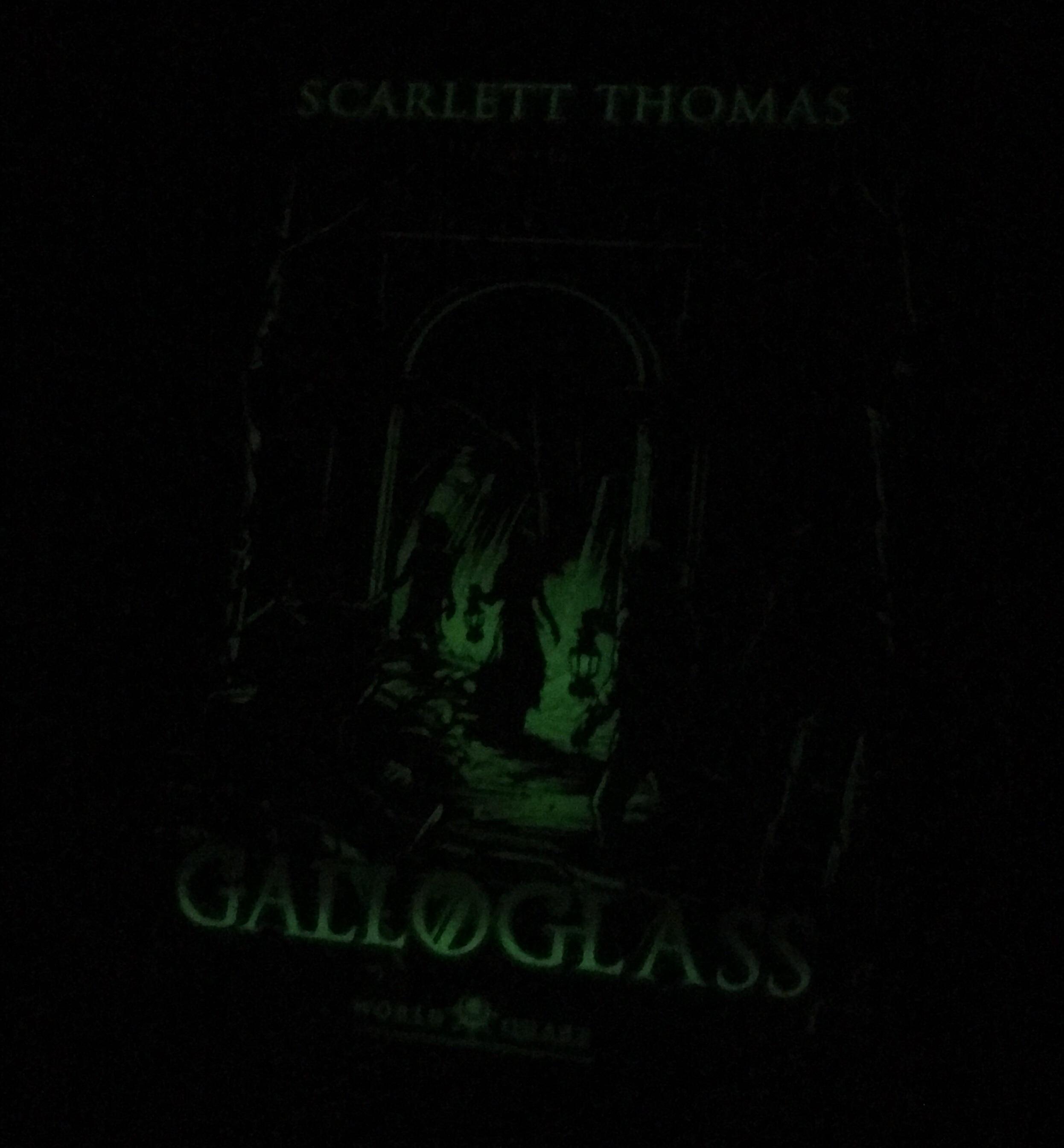 Glow in the Dark Galloglass Cover