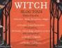 Witch by Finbar Hawkins – Blog Tour – Publishing Journey GuestPost